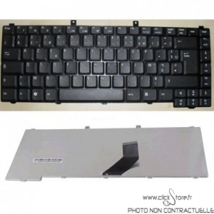 Clavier Acer Aspire 3100, 3600, 5100, 5110, 5500, 5630