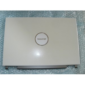 Plasturgie ecran coque bezel Packard Bell Easynote Minos GP, GP, SB85 Blanche OCCA
