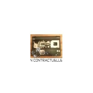 Plasturgie Base touchpad coque power bouton HP Compaq nw9440