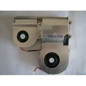 Ventilateur CPU SONY PCG-FR215S, FR315S, K25