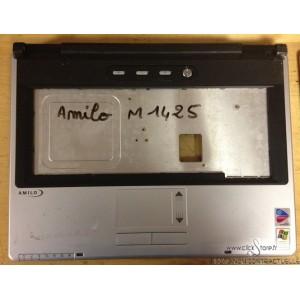 Plasturgie Base touchpad coque power bouton Fujitsu Siemens Amilo M1425