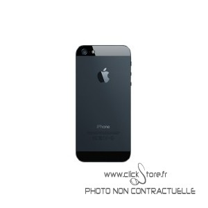 Chassis arrière ardoise iPhone 5