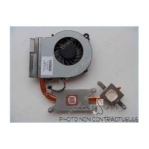 Ventilateur compaq Presario CQ62