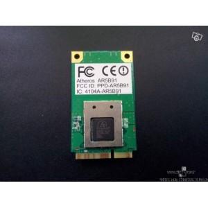 Carte Wifi Atheros AR5B91