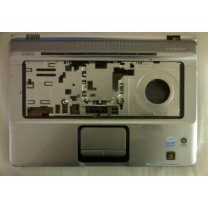 Plasturgie Base touchpad coque power bouton HP Pavilion DV 6000