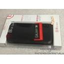Housse Portefeuille Noir Samsung Galaxy S4
