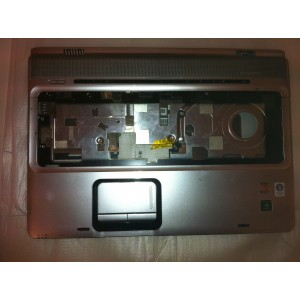 Plasturgie Base touchpad coque power bouton HP Pavilion DV 9000