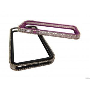 Bumper diamant Iphone 5 / 5S