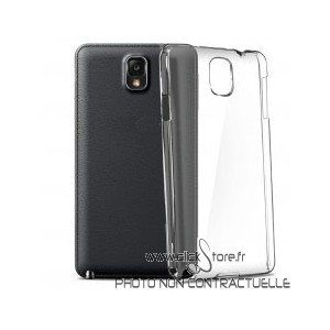 Coque Silicone Transparent Samsung Galaxy Note 3