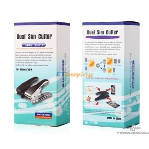 Dual Sim Cutter