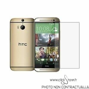 Verre Trempé HTC M8
