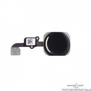 Bouton home Iphone 6 Noir