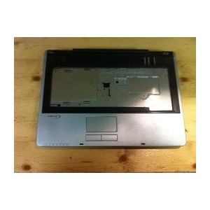 Plasturgie Base touchpad coque power bouton Fujitsu Siemens Amilo PI1505, PA1510