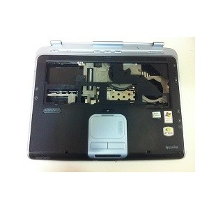 Plasturgie Base touchpad coque power bouton HP Pavilion ZV5000