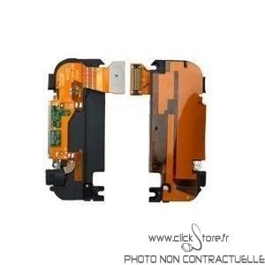 Connecteur de charge + bloc haut parleur et micro pour Iphone 3G
