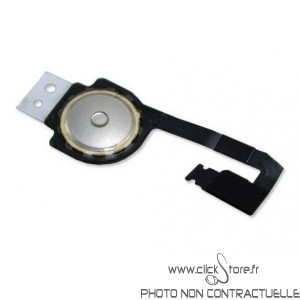 Nappe bouton Home Iphone 4S