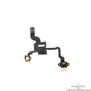 Nappe capteur de proximité + bouton power iphone 4