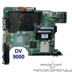 Carte mére HP Pavillon DV 9000, 9500 Socket AMD G3MOIS